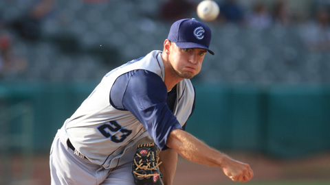 Jarred Cosart is 1-2 with a 3.48 ERA through five starts in June.